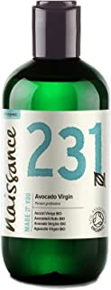 Naissance Organic Virgin Avocado Oil 250ml. 100% Pure & Natural