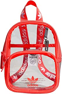 Originals Clear Mini Backpack Scarlet One Size