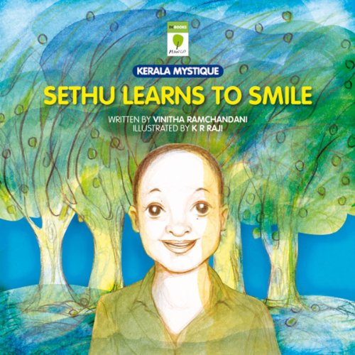 Sethu Learns to Smile audiobook cover art