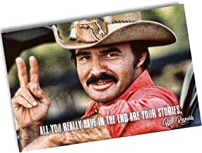 Smokey & The Bandit Burt Reynolds Bandit Edition Trans Am Peace Sign Wall Poster (One Poster 24x36)