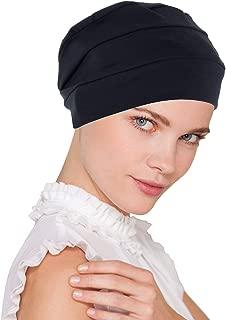 Chemo Cap Womens Soft Cotton Knit Beanie Sleep Turban Hat Headwear for Cancer