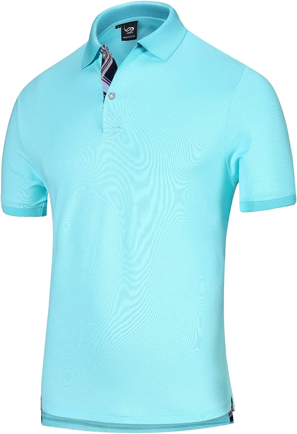 35% OFF EAGEGOF Popular shop is the lowest price challenge Slim Fit Men's Performance Tech Polo Shirt Stretch Golf
