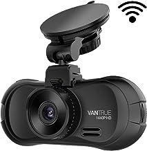كاميرا لوحة القيادة 3 اكس بشاشة فائقة الوضوح دقة 2.5 كيه تعمل بالواي فاي من فان ترو