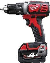 Milwaukee 4933443530 Taladro Atornillador Litio 2 Vel. 45 Nm Ver-0