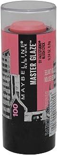 Maybelline New York Face Studio Master Glaze Glisten Blush Stick, Pursuit of Pink, 100