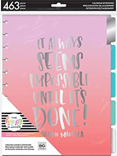 me & my BIG ideas MONB-03 The Happy Planner Month Hourly Extension Pack Big, Multi