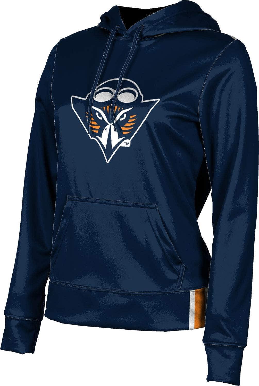 University of Tennessee at Martin Girls' Pullover Hoodie, School Spirit Sweatshirt (Solid)