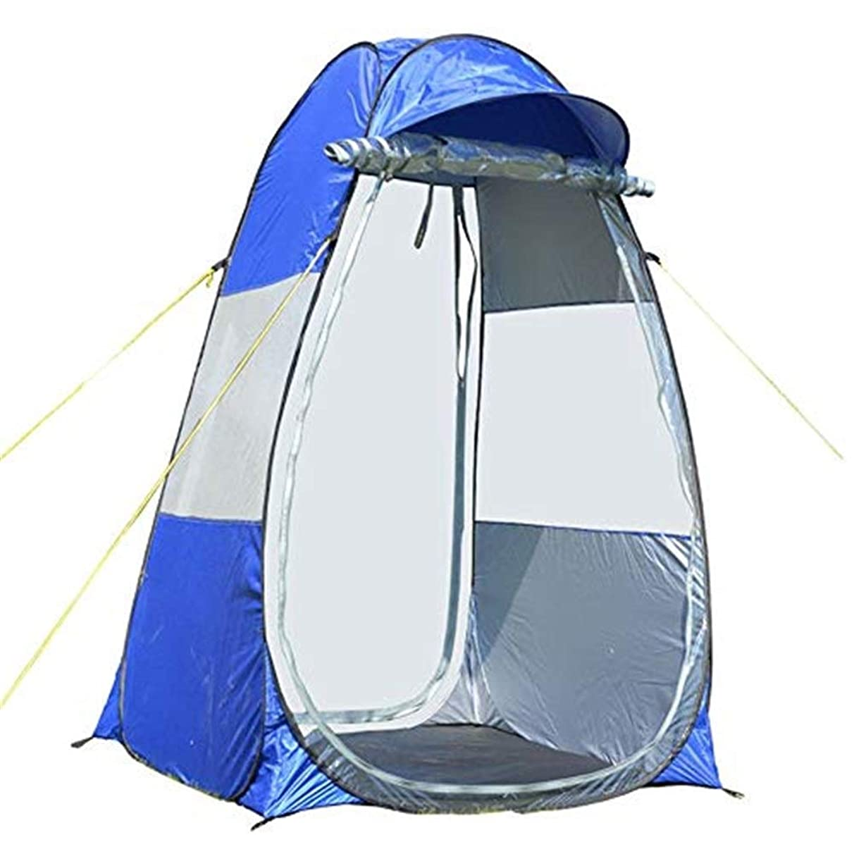 YYZP2SPOS Camp Tent Outdoor Camping Tent, Multi-Window Frozen Fishing Night Fishing Warm Winter Fishing Gear Tent with Duck Tongue, Suitable for 1~2 People, 48