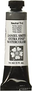 DANIEL SMITH Extra Fine Watercolor 15ml Paint Tube, Neutral Tint
