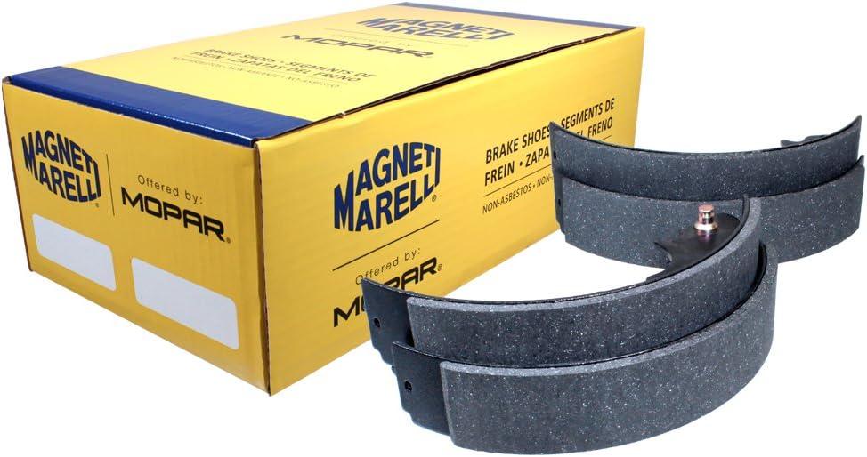 Magneti Marelli 1AMVS00729 Shoe Brake 捧呈 18%OFF Drum
