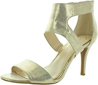 edf4a2ecf4dff1 Jessica Simpson Mekos Women s Open Toe Dress Sandals Heels