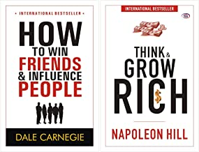 How to Win Friends & Influence People + Think & Grow Rich (Set of 2 Books)