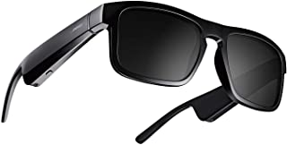 Bose Frames Tenor - Rectangular Polarized, Bluetooth Sunglasses – Black
