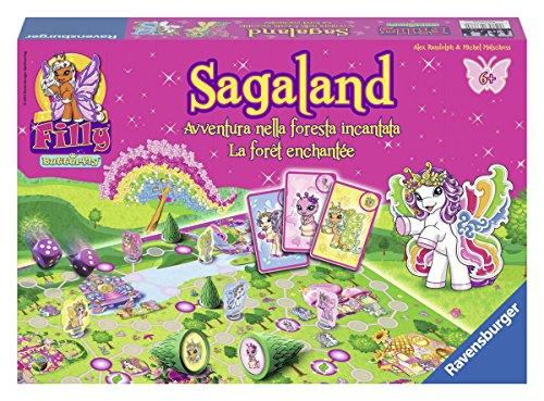 """Ravensburger 21086 - Kinderspiel """"Filly Butterfly Sagaland"""""""
