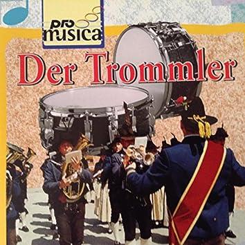 Der Trommler - Traditionelles und kreatives Trommeln in der Blasmusik
