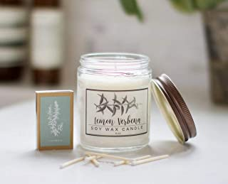 farmhouse lemon verbena candle