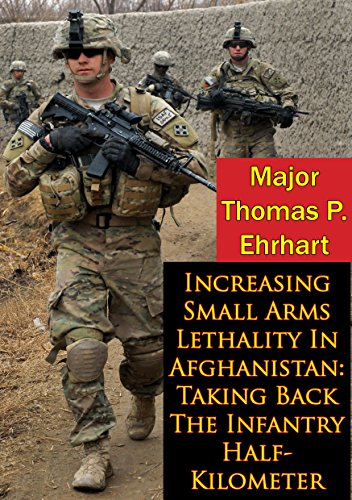 Increasing Small Arms Lethality In Afghanistan:...