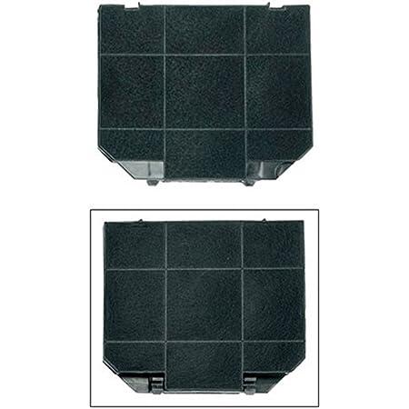 Filtre au charbon actif pour Franke Faber Ariston 26,6x23,6cm