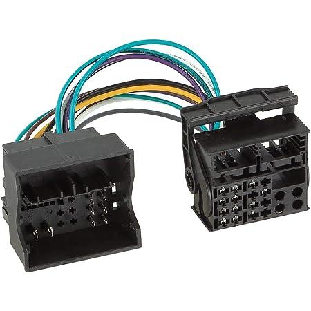 Kfz Pkw Auto Quadlock Auf Mib Mqb Adapter Aux Stecker Elektronik