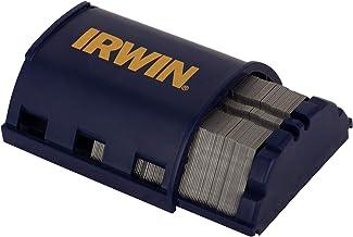 IRWIN 10504247 - Cuchilla de acero al carbono, 100 uds, dispensador