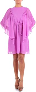 SEE BY CHLOÉ Luxury Fashion Womens CHS19SRO1602552O Fuchsia Dress | Season Outlet