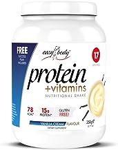 QNT Easy Body Diet Nutrition Protein Powder Vanilla Cream 350 g Estimated Price : £ 15,05