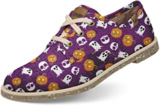Sapato Usthemp Legend Vegano Casual Estampa Halloween