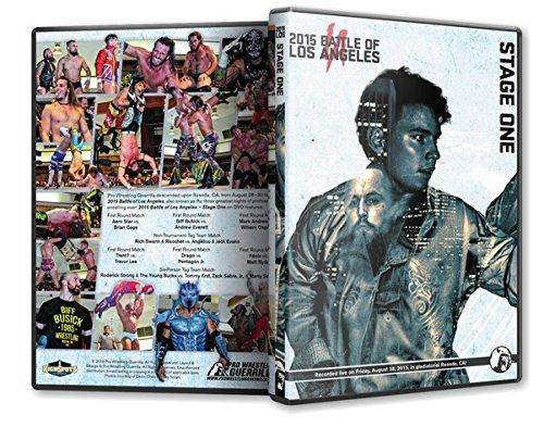 Pro Wrestling Guerrilla - Battle of Los Angeles 2015 - Night 1 DVD