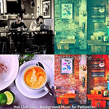 Hot Club Jazz - Background Music for Patisseries