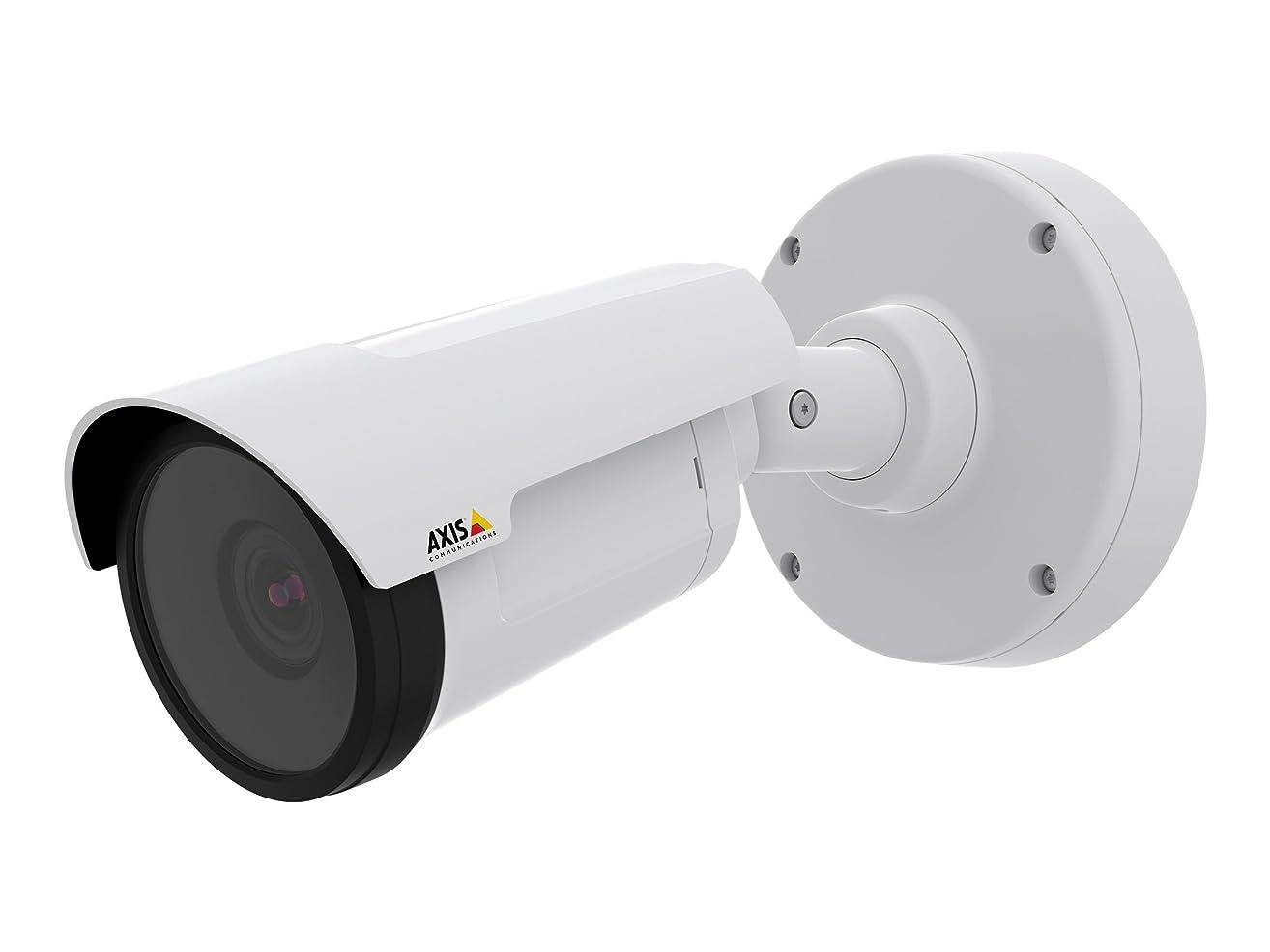 Axis P1428-E Network Camera - Network Surveillance Camera - White