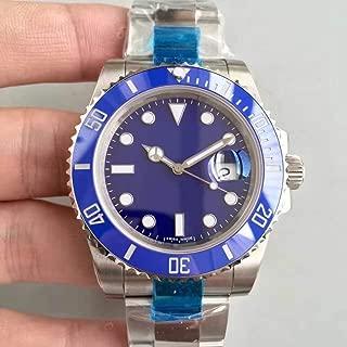 CWTCHY Ceramic Bezel Watch Men Watch Waterproof Automatic Mechanical Watch Stainless Steel Sapphire Crystal Automatic Wristwatch