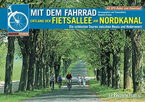 Mit dem Fahrrad entlang der Fietsallee am Nordkanal: Die schönsten Touren zwischen Neuss und Nederweert