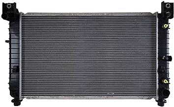Prime Choice Auto Parts RK878 Aluminum Radiator w/28 1/4 Inches Between Tanks