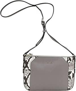 Guess Womens Devyn Mini Pebbled Crossbody Handbag