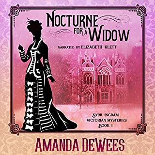 Nocturne for a Widow cover art