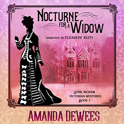Nocturne for a Widow audiobook cover art