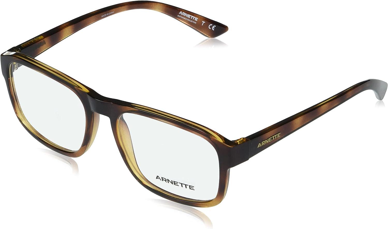 ARNETTE Men's Over item handling ☆ store An7176 Bobby Frames Eyewear Oval Prescription