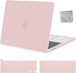 MOSISO Funda Dura Compatible con 2020-2016 MacBook Pro 13 Pulgadas A2338 M1 A2289 A2251 A2159 A1989 A1706 A1708, Plástico ...