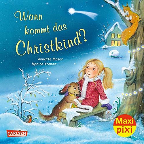 Maxi Pixi 327: VE 5 Wann kommt das Christkind? (5 Exemplare) (327)