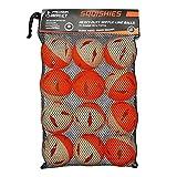 Precision Impact Squishies: Heavy-Duty Lightweight Balls for Baseball Hitting Training (12-Pack)