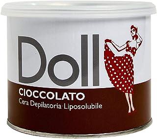 CHOCOLATE DEPILATORY WAX