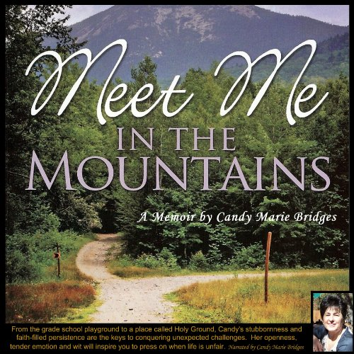 Meet Me in the Mountains audiobook cover art