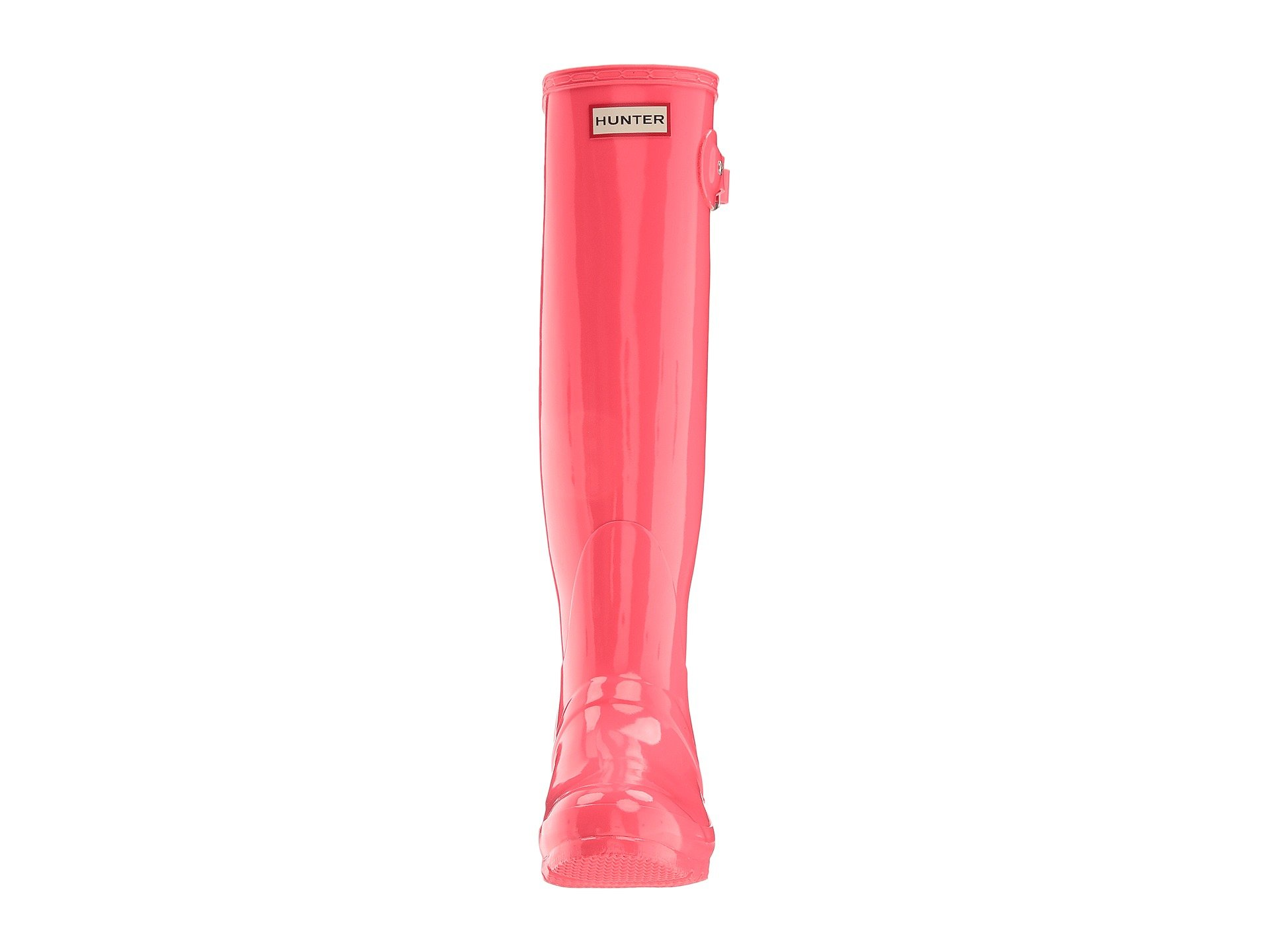 Hyper Pink Original Rain Hunter Boots Gloss Tall XxFwqnA74