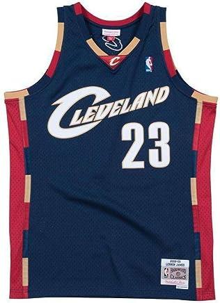 Mitchell /& Ness Cleveland Cavaliers Lebron James d/ébardeur