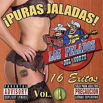 Puras Jaladas!, Vol. 1