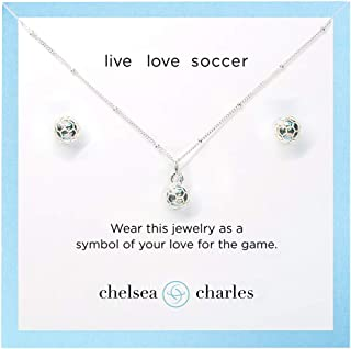 Chelsea Charles CC Sport Necklaces