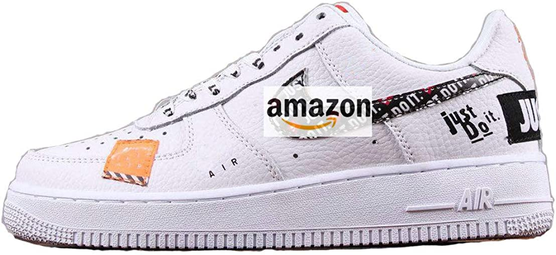 MAX SH Air Force 1 Low Just Do It White AR7719 100 Chaussures ...