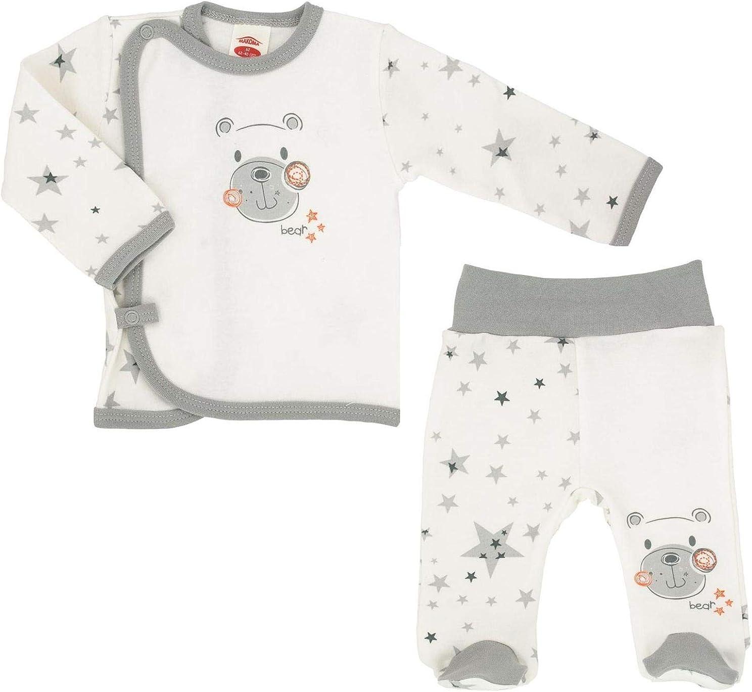 TupTam Baby Romper Clothing Set 2-Piece