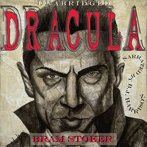 Dracula [Classic Tales Edition] audiobook cover art