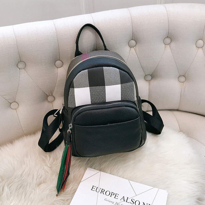 LFGCL Neue umhängetasche Mode Mode Mode Damen weichem Leder Wilde freizeitreisekursteilnehmerin backpackbags Frauen B07NP3JFLC  Vitalität f1539a